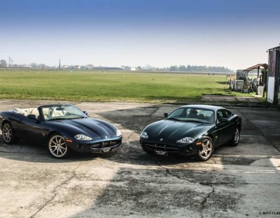 Celebrating Jaguar XK8's 20th Birthday