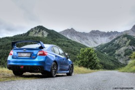 Subaru WRX STI: Respect Your Elders