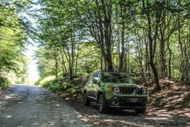 Jeep Renegade – The Unlikely Test Drive