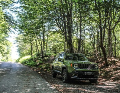 Jeep Renegade – L'Insolito Test Drive
