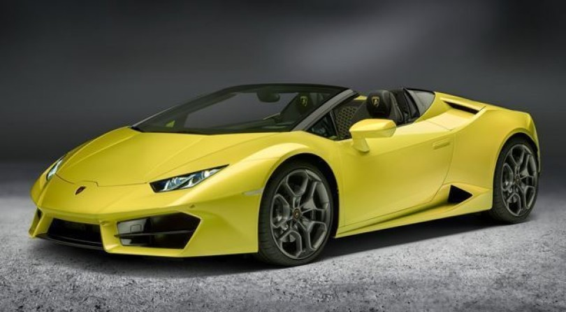 Now You Can Be A Man And Still Drive a Lamborghini Roadster