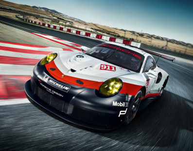 Porsche 911 RSR: The Ultimate Balance