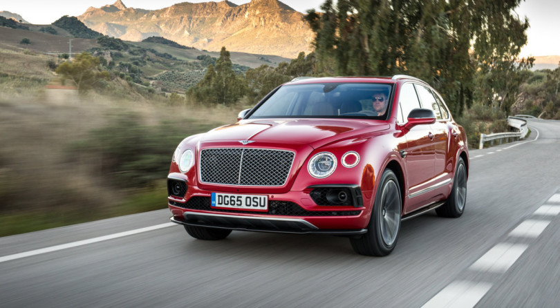 Bentley Bentayga: Unleash The Inner Beast