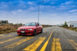 Celebrating BMW 100 Years With The E46 M3