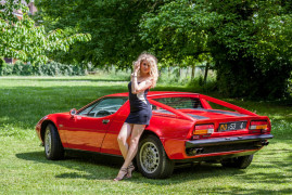 Maserati Merak – With No Wind In Sight … A Star Was Born