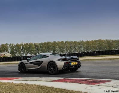 McLaren 570S: Don't Call It Baby McLaren!