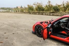 Porsche 911 GT3 RS: Visceral Exorcism