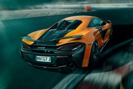 The McLaren 570S Pumps Its Muscles After Novitec's Upgrade