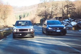 VW Golf GTI: 40 Years of Domain!