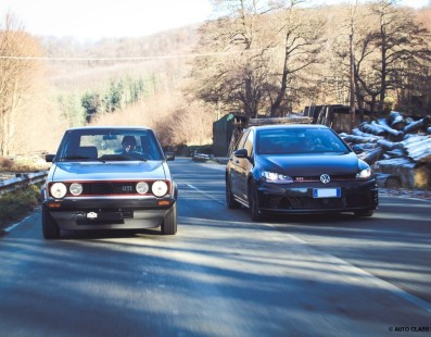VW Golf GTI: 40 Anni di Dominio!