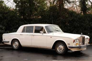 Rolls Royce Silver Shadow: Underrated Without A Cause