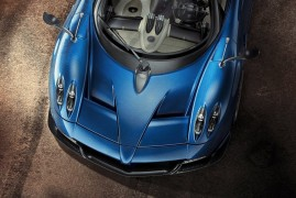 Pagani Huayra Roadster: Today's Masterpiece