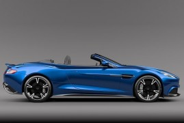 Your Next Fantasy, The New Aston Martin Vanquish S Volante