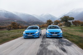 Polestar Volvo V60 – S60: Blue Is The New Black