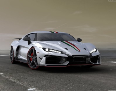 Italdesign Zerouno: A Taste of Excellence