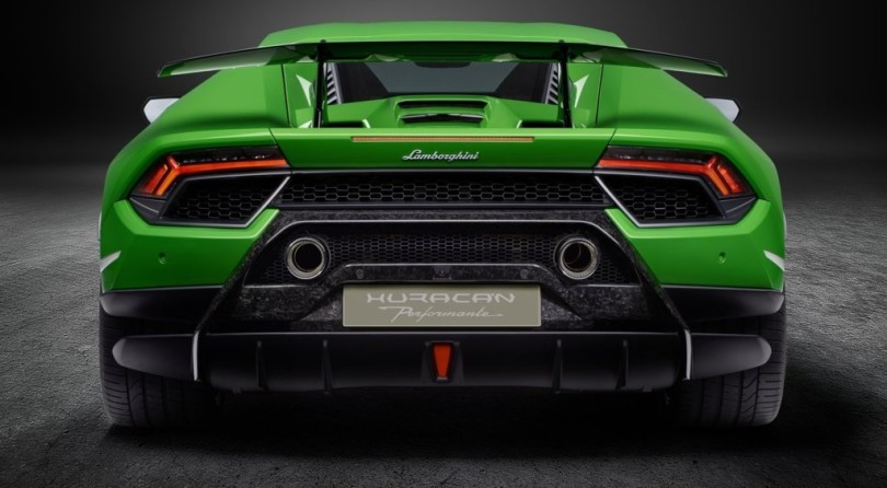 Lamborghini Huracan Performante: Record or Not, It's Crazy Fast!