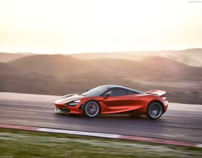 McLaren 720S: A New Supercars' Era