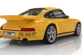RUF Yellowbird's Comeback Is The Perfect 30th Anniversary Gift