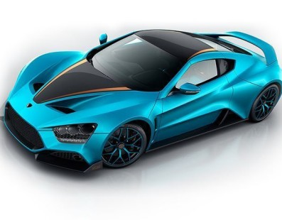 Zenvo TS1 GT: Happy 10th Anniversary!