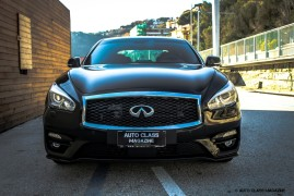 Infiniti Q70 S: When Japanese Go Big