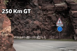 250 Km GT – A New Driving Experience