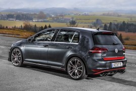 ABT Golf GTI: It Doesn't Hide Its Muscles