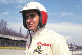 Lorenzo Bandini: The Racing Driver, The Man