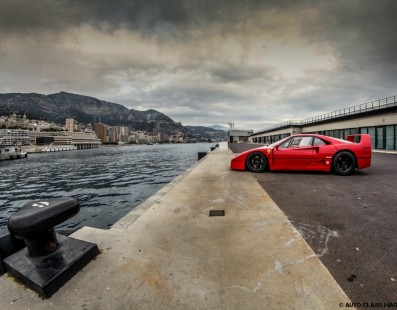 Ferrari F40 – Better Than Mother Nature
