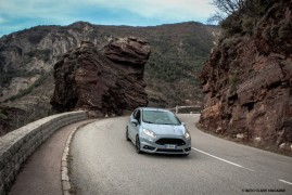 Best Driving Roads – The Drive Of Your Life in a Ford Fiesta ST200