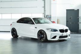 Now the BMW M2 Can Really Touch Your Soul