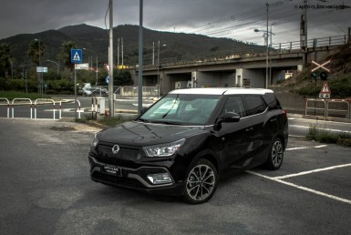 Ssangyong XLV: More Space for Everyone
