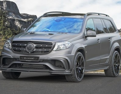 AMG GLS63 by Mansory: Spaventoso Come Il Diavolo In Persona