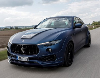 Esteso: Maserati Levante According to Novitec