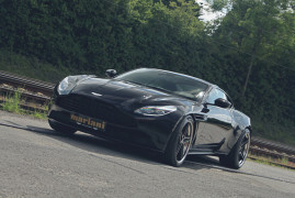 Mariani Presents Aston Martin DB11's Refinement Program