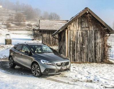 Volvo V40 Cross Country: The Ultimate Viking Transporter