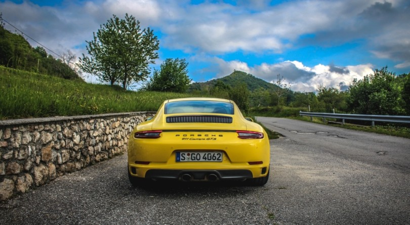 6 Reasons For Buying The New Porsche 911 GTS