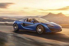 McLaren 570S Spider: No Compromise on Performance