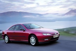 The Peugeot With The Look of a Supercar: The 406 Coupe