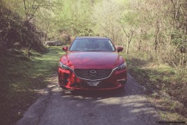 Mazda 6 Wagon: Becoming Serious