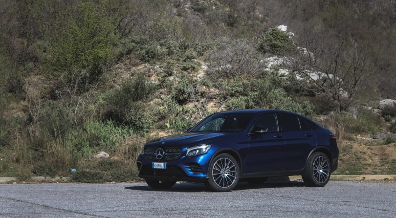 Mercedes GLC Coupe: Dusting The Star Is Not A Sin