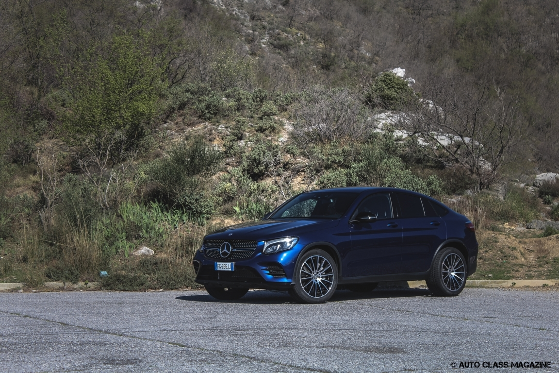 mercedes glc coupe dusting the star is not a sin auto class magazine. Black Bedroom Furniture Sets. Home Design Ideas