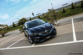 Renault Megane Sporter: Better Everydays
