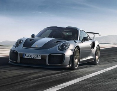 Porsche 911 GT2 RS: Supercars Get Redefined, Again