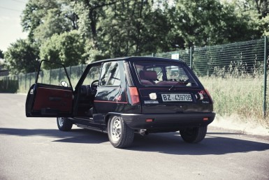 Renault 5 Alpine Turbo Coppa