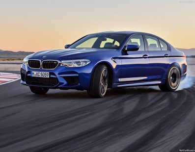 BMW M5: Everything You'll Ask For Christmas