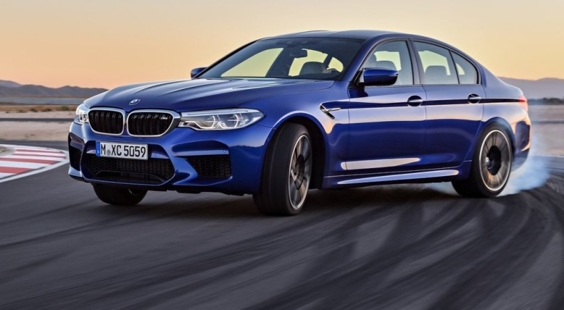 BMW M5: Everything You'll Ask For Christmas | Auto Class Magazine