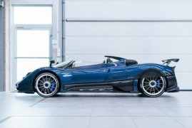One Last Zonda: The Epic HP Barchetta