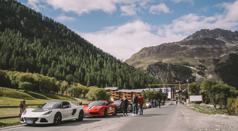 Alpine Grand Prix: Mountains, Hot Wheels and St Bernard Dogs