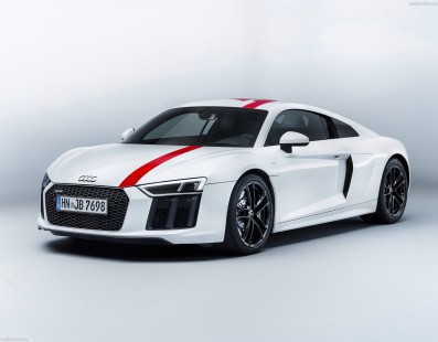 Audi R8 V10 RWS: For Those About To Drift