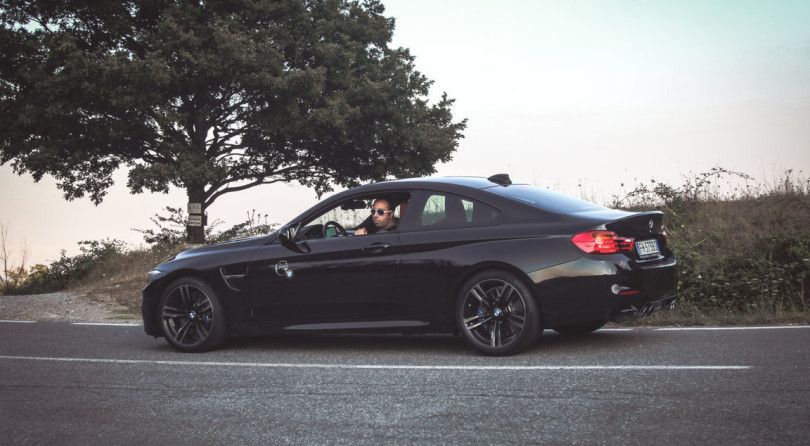 The BMW M4 Wants To Kill You, But Only If You Don't Dare Enough